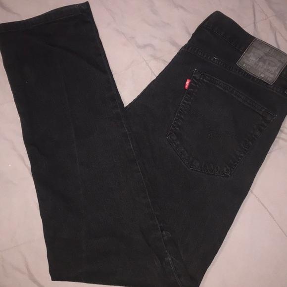 Levi's Other - Black Levi's jeans w36 L32